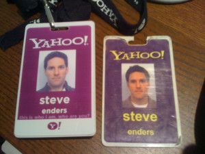 yahoo badges